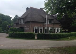 Herstel/renoveren restaurant Het Nieuwe Jachthuis